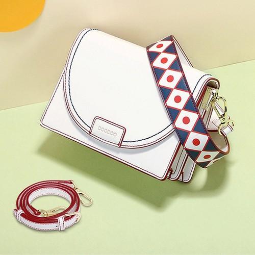 Túi xách nữ đeo chéo cao cấp doodoo d8801