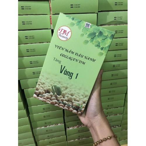 Viên mầm đậu nành colagen tăng vòng 1 dm - 12284749 , 20765983 , 15_20765983 , 50000 , Vien-mam-dau-nanh-colagen-tang-vong-1-dm-15_20765983 , sendo.vn , Viên mầm đậu nành colagen tăng vòng 1 dm