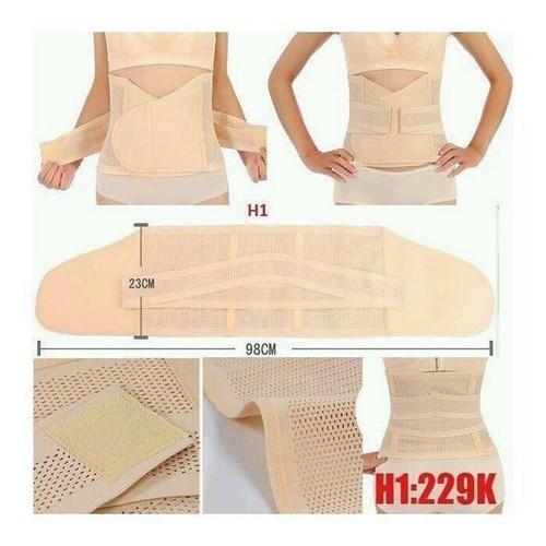 Đai nịt bụng định hình eo thon, giảm mỡ bụng miss belt