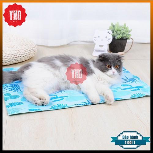 Đệm nước làm mát cho thú cưng chó - mèo hình chữ nhật 60cm x 45cm - 12823228 , 20755373 , 15_20755373 , 140000 , Dem-nuoc-lam-mat-cho-thu-cung-cho-meo-hinh-chu-nhat-60cm-x-45cm-15_20755373 , sendo.vn , Đệm nước làm mát cho thú cưng chó - mèo hình chữ nhật 60cm x 45cm