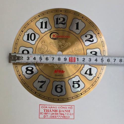 Mặt số hoa đồng hồ treo tường 16cm - 28,8cm - 11637990 , 20782753 , 15_20782753 , 28000 , Mat-so-hoa-dong-ho-treo-tuong-16cm-288cm-15_20782753 , sendo.vn , Mặt số hoa đồng hồ treo tường 16cm - 28,8cm