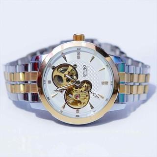 Đồng hồ cơ đồng hồ cơ nam chính hãng fluu box hộp - đồng hồ cơ by thumbnail
