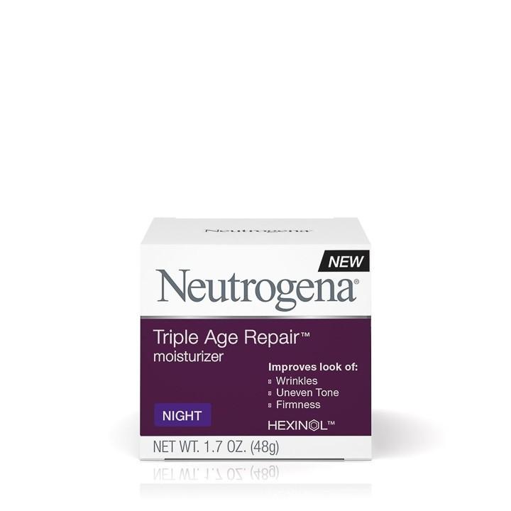 Kem dưỡng đêm Neutrogena Triple Age Repair Night