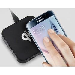 Bộ sạc không dây qi pad sạc nhanh micro usb