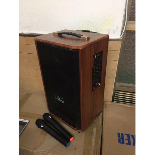 Loa kéo kiomic k88 sài bình thùng gỗ kèm 2 mic - 12833136 , 20768668 , 15_20768668 , 1350000 , Loa-keo-kiomic-k88-sai-binh-thung-go-kem-2-mic-15_20768668 , sendo.vn , Loa kéo kiomic k88 sài bình thùng gỗ kèm 2 mic