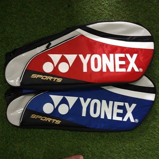túi đựng vợt cầu lông yonex- 3 ngăn- chuyên nghiệp- cao cấp. - td28 thumbnail