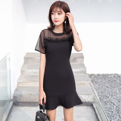 SOLHOUSEVN Đầm nữ công sở, dạo phố, dự tiệc thời trang Hàn Quốc