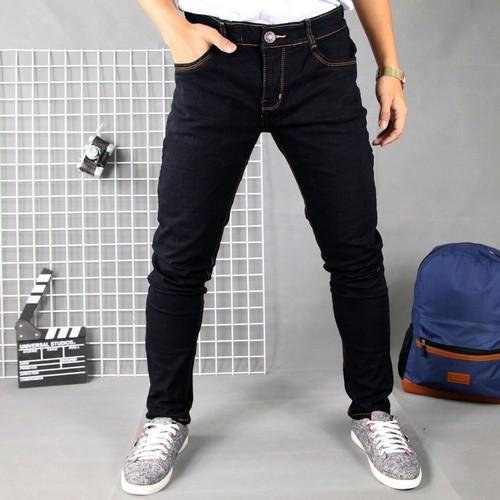 Quần jean nam đen co giãn mt165 vải đẹp bán shop minh thư - 12828397 , 20762488 , 15_20762488 , 167000 , Quan-jean-nam-den-co-gian-mt165-vai-dep-ban-shop-minh-thu-15_20762488 , sendo.vn , Quần jean nam đen co giãn mt165 vải đẹp bán shop minh thư
