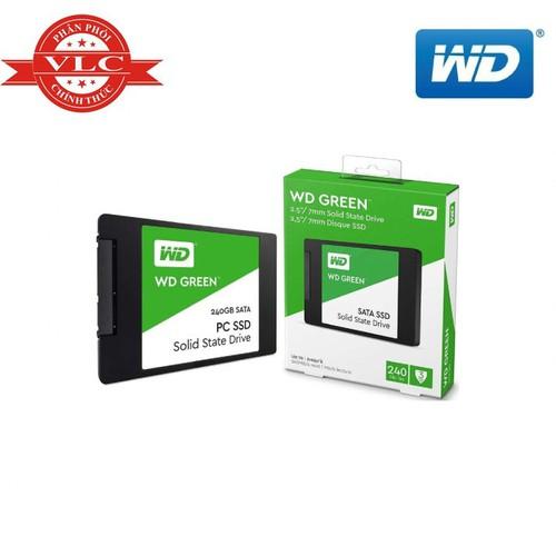 Ổ cứng ssd western digital ssd wd green 240gb 2.5 inch sata 3 - wds240g2g0a - hàng chính hãng - 17395634 , 20761819 , 15_20761819 , 899000 , O-cung-ssd-western-digital-ssd-wd-green-240gb-2.5-inch-sata-3-wds240g2g0a-hang-chinh-hang-15_20761819 , sendo.vn , Ổ cứng ssd western digital ssd wd green 240gb 2.5 inch sata 3 - wds240g2g0a - hàng chính