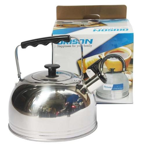 Ấm đun nước inox orison 4 lít cao cấp