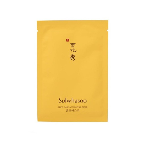 Mặt nạ sulwhasoo first care activating mask - 12818999 , 20749823 , 15_20749823 , 250000 , Mat-na-sulwhasoo-first-care-activating-mask-15_20749823 , sendo.vn , Mặt nạ sulwhasoo first care activating mask