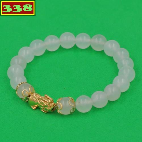 Vòng đeo tay Tỳ hưu inox vàng - Chuỗi thạch anh trắng 8 ly VTATTHHKV8 - Vòng tay phong thủy - 11853232 , 20767813 , 15_20767813 , 140000 , Vong-deo-tay-Ty-huu-inox-vang-Chuoi-thach-anh-trang-8-ly-VTATTHHKV8-Vong-tay-phong-thuy-15_20767813 , sendo.vn , Vòng đeo tay Tỳ hưu inox vàng - Chuỗi thạch anh trắng 8 ly VTATTHHKV8 - Vòng tay phong thủy