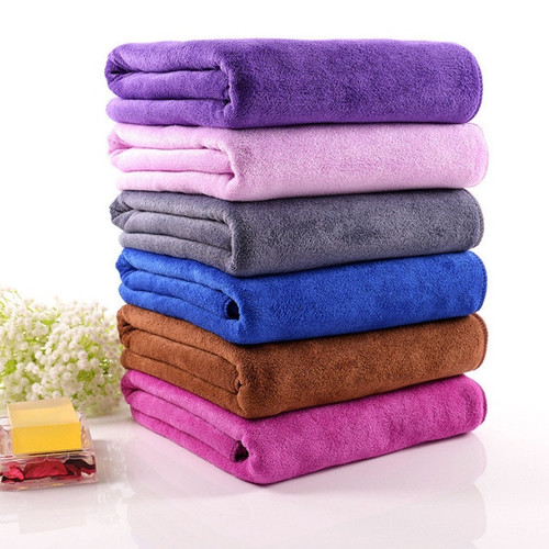 Bộ 6 khăn spa gội đầu lau tóc kt 35x75cm