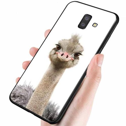 Ốp lưng điện thoại samsung galaxy a5 2018 - a8 2018 - dễ thương muốn xỉu ms cute058