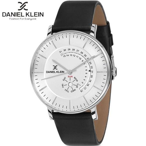 Đồng hồ nam dây thép daniel klein dk11735-1 [ chính hãng full box ] chống nước