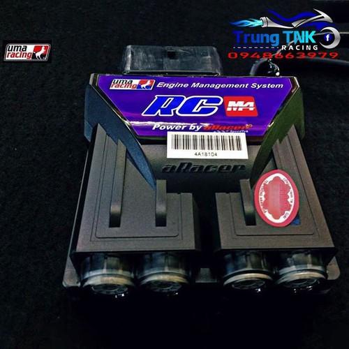 Ecu aracer uma racing rc mini 4c cho exciter 150,tfx 150.