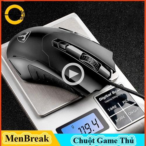 Chuột quang có dây t11 dành cho game thủ, chuột chơi game chuyên dụng, chuột chơi game tiện lợi giá rẻ