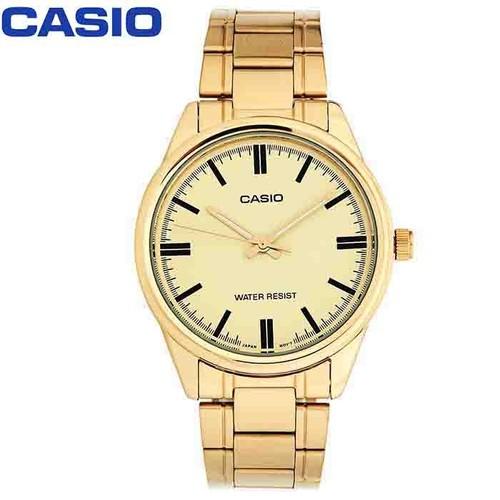 Đồng hồ casio nam -  dây kim loại - vàng - mtp-v005g-9audf - 12821582 , 20752719 , 15_20752719 , 1081000 , Dong-ho-casio-nam-day-kim-loai-vang-mtp-v005g-9audf-15_20752719 , sendo.vn , Đồng hồ casio nam -  dây kim loại - vàng - mtp-v005g-9audf