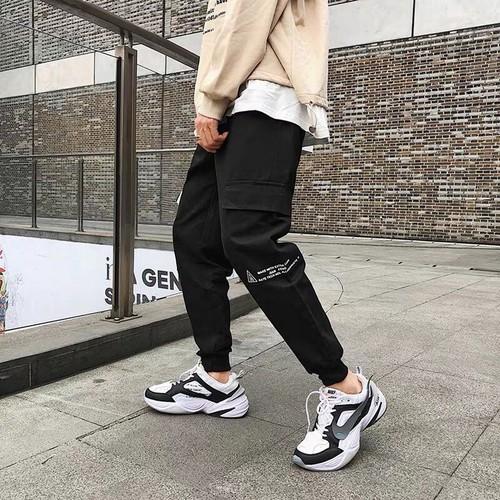 Quần kaki nam phong cách hàn quốc