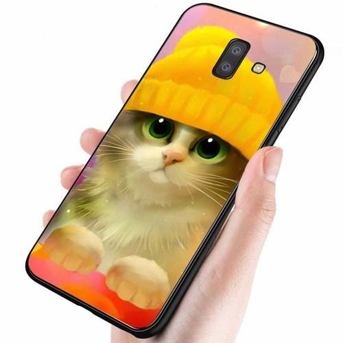 Ốp lưng điện thoại samsung galaxy a5 2018 - a8 2018 - dễ thương muốn xỉu ms cute024