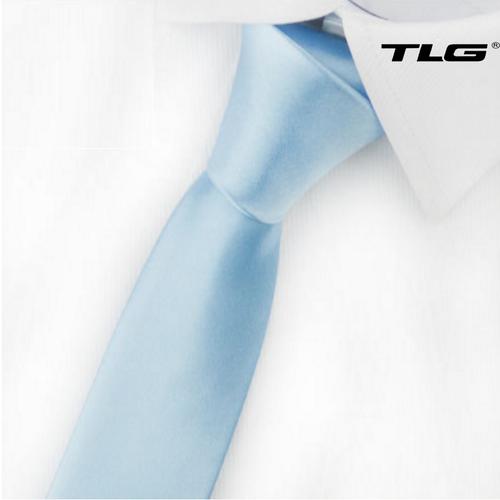 Cà vạt nam bản nhỏ hq206252 3   xanh