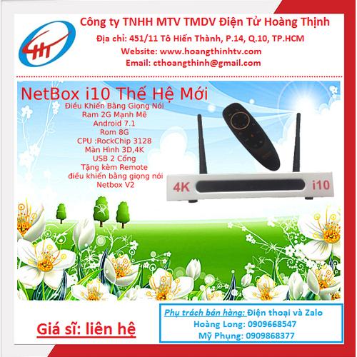 Netbox i10 - remote voice v2 - điều khiển giọng nói - 12851969 , 20794057 , 15_20794057 , 1300000 , Netbox-i10-remote-voice-v2-dieu-khien-giong-noi-15_20794057 , sendo.vn , Netbox i10 - remote voice v2 - điều khiển giọng nói