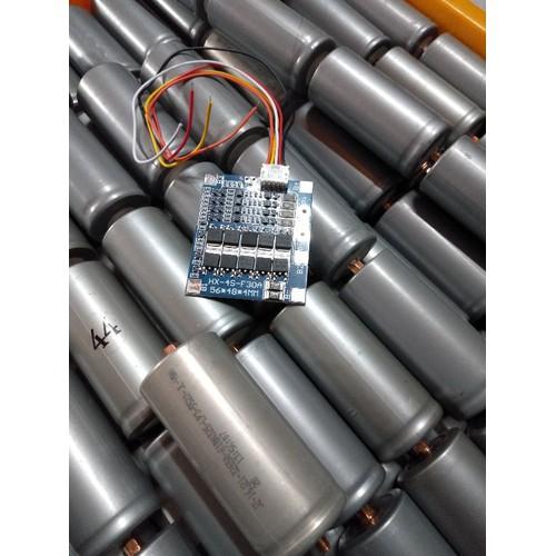 Mạch sạc pin lithium 32650