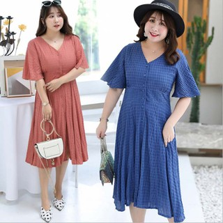 Đầm xòe dáng dài Bigsize cao cấp - BIG10 thumbnail