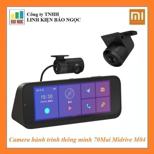 Camera hành trình thông minh xiaomi 70mai midriver m04 - dùng được với camera lùi 70mai - 12141787 , 20780685 , 15_20780685 , 3900000 , Camera-hanh-trinh-thong-minh-xiaomi-70mai-midriver-m04-dung-duoc-voi-camera-lui-70mai-15_20780685 , sendo.vn , Camera hành trình thông minh xiaomi 70mai midriver m04 - dùng được với camera lùi 70mai