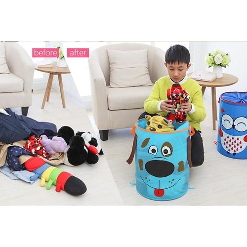 Túi đựng đồ chơi hình thú cho bé - 12837090 , 20773349 , 15_20773349 , 114000 , Tui-dung-do-choi-hinh-thu-cho-be-15_20773349 , sendo.vn , Túi đựng đồ chơi hình thú cho bé