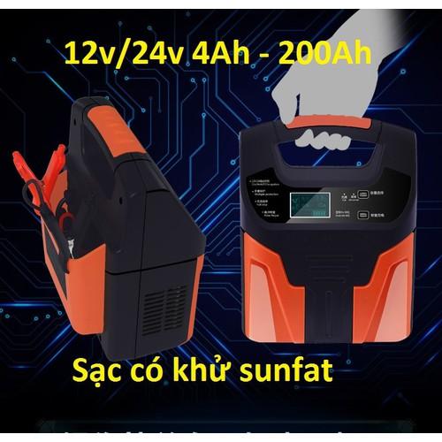 Bộ sạc acquy tự động 12v đến 24v nạp cho acquy từ 3ah đến 200ah -sạc có tạo sung khử sunfat hn-80q - 12840015 , 20777744 , 15_20777744 , 495000 , Bo-sac-acquy-tu-dong-12v-den-24v-nap-cho-acquy-tu-3ah-den-200ah-sac-co-tao-sung-khu-sunfat-hn-80q-15_20777744 , sendo.vn , Bộ sạc acquy tự động 12v đến 24v nạp cho acquy từ 3ah đến 200ah -sạc có tạo sung k