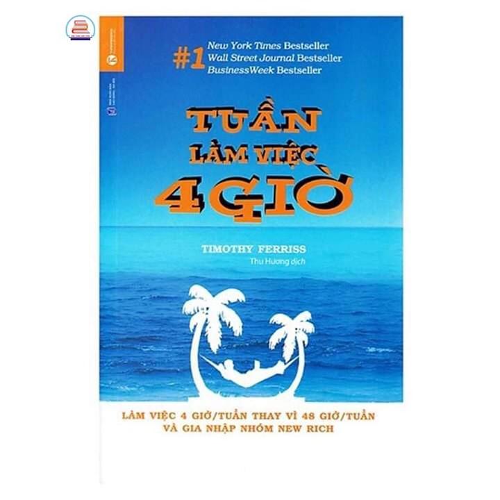 Sách - Tuần Làm Việc 4 Giờ - 10100