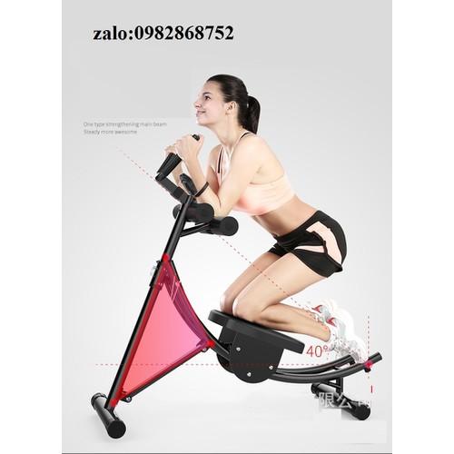 Máy tập thể dục - máy tập cơ bụng
