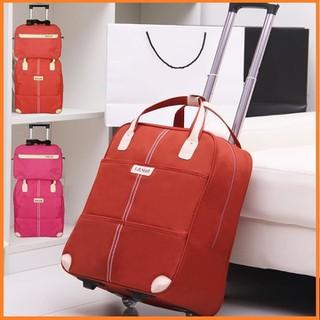Túi kéo du lịch - vali kéo túi xách du lịch - re0358. thumbnail