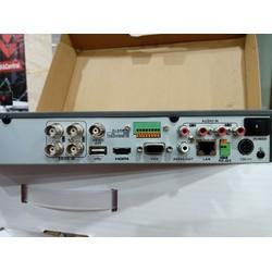 Đầu ghi hình HIKVISION DS-7204HUHI-K1 4 kênh HD 5MP chuẩn H.265+