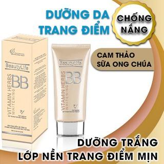 Kem trang điểm dưỡng trắng da Beauty Life BB02 50g - F0010. thumbnail