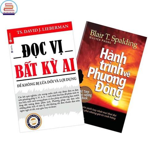 Combo 2 cuốn đọc vị bất kỳ ai- hành trình về phương đông - 17397095 , 20801379 , 15_20801379 , 147000 , Combo-2-cuon-doc-vi-bat-ky-ai-hanh-trinh-ve-phuong-dong-15_20801379 , sendo.vn , Combo 2 cuốn đọc vị bất kỳ ai- hành trình về phương đông
