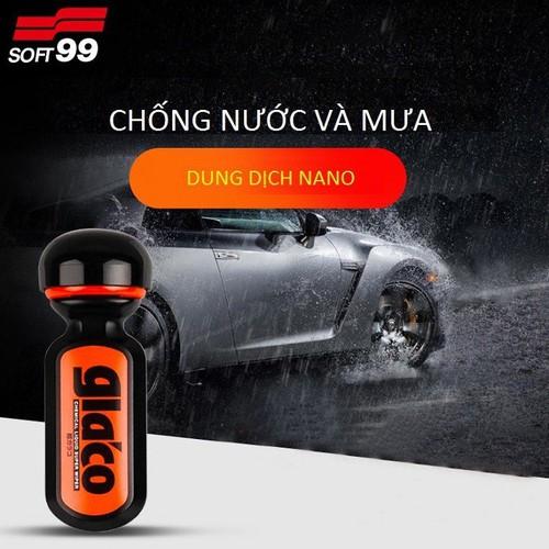 Chai phủ nano chống thấm nước kính xe ô tô glaco g-19 tặng kèm khăn lau - 12871773 , 20821663 , 15_20821663 , 349000 , Chai-phu-nano-chong-tham-nuoc-kinh-xe-o-to-glaco-g-19-tang-kem-khan-lau-15_20821663 , sendo.vn , Chai phủ nano chống thấm nước kính xe ô tô glaco g-19 tặng kèm khăn lau