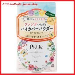 Phấn phủ Pidite Clear Smooth Powder SPF35 PA+++ - 4961989410302
