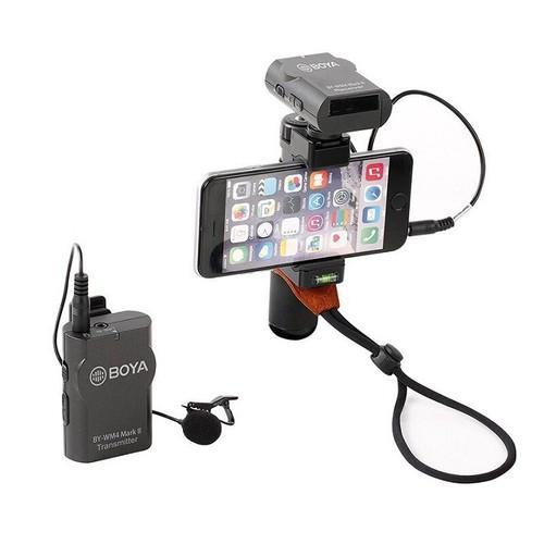 Micro không dây dành cho điện thoại, máy ảnh boya by-wm4 mark ii - 12856400 , 20800365 , 15_20800365 , 1579000 , Micro-khong-day-danh-cho-dien-thoai-may-anh-boya-by-wm4-mark-ii-15_20800365 , sendo.vn , Micro không dây dành cho điện thoại, máy ảnh boya by-wm4 mark ii