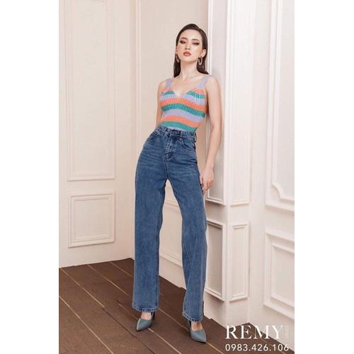 Quần jean nữ dài ống rộng cao cấp - 12870778 , 20820175 , 15_20820175 , 300000 , Quan-jean-nu-dai-ong-rong-cao-cap-15_20820175 , sendo.vn , Quần jean nữ dài ống rộng cao cấp