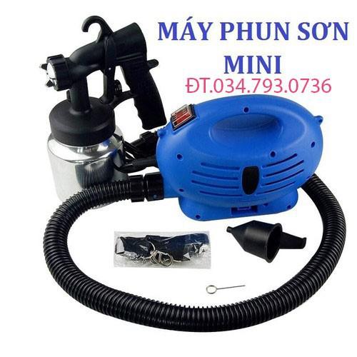 Máy phun sơn mini - máy phun đa năng  cầm tay pz  xanh - 12870750 , 20820145 , 15_20820145 , 600000 , May-phun-son-mini-may-phun-da-nang-cam-tay-pz-xanh-15_20820145 , sendo.vn , Máy phun sơn mini - máy phun đa năng  cầm tay pz  xanh