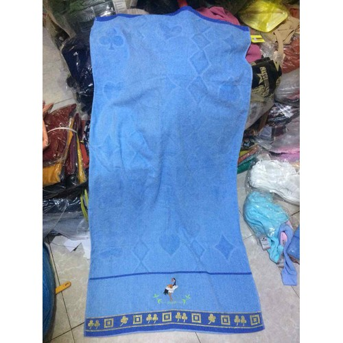 Combo 2 khăn tắm cỡ đại 120cm - 140cm
