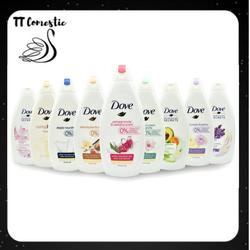Sữa Tắm Dove Dưỡng Trắng Da Đủ Mùi sua tam duong trang da dove xuất xứ Đức 500ml