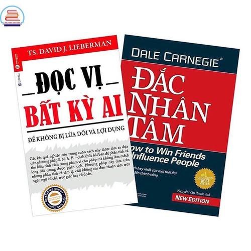Combo 2 cuốn đắc nhân tâm- đọc vị bất kỳ ai - 17397111 , 20801866 , 15_20801866 , 145000 , Combo-2-cuon-dac-nhan-tam-doc-vi-bat-ky-ai-15_20801866 , sendo.vn , Combo 2 cuốn đắc nhân tâm- đọc vị bất kỳ ai