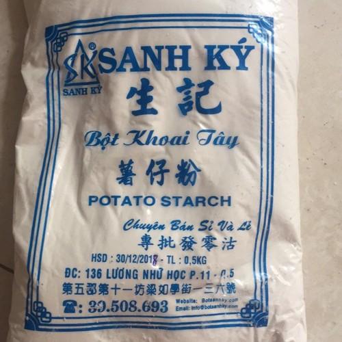 Bột khoai tây sanh ký - 12860634 , 20805971 , 15_20805971 , 37000 , Bot-khoai-tay-sanh-ky-15_20805971 , sendo.vn , Bột khoai tây sanh ký