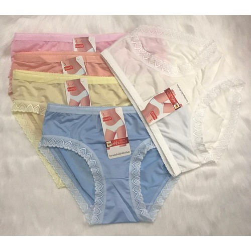 Combo 10 cái quần lót cotton nữ phối ren siêu đẹp chất xịn - 12888737 , 20843960 , 15_20843960 , 169000 , Combo-10-cai-quan-lot-cotton-nu-phoi-ren-sieu-dep-chat-xin-15_20843960 , sendo.vn , Combo 10 cái quần lót cotton nữ phối ren siêu đẹp chất xịn