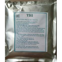 Chất tạo giòn xốp da thịt quay thịt nướng TD2 - 1kg