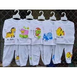 set 5 bộ cho bé gái 1-2 tuổi
