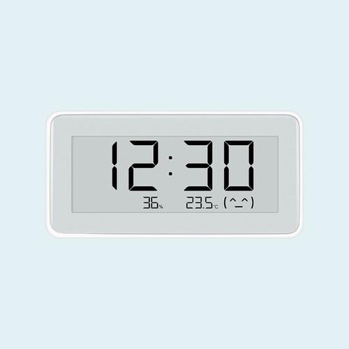 Đồng hồ tích hợp nhiệt độ và độ ẩm